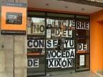 Entrada del Consejo de la Juventud de Gijón