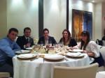 NNGG en la cena de Navidad del PP de Gijón