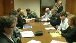 Comisión que analiza la Ordenanza Reguladora de la Convivencia