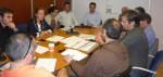 Foto de la mesa redonda del encuentro.